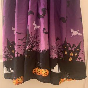 Uniquely cute dress-Halloween-goth-edgy-vintage